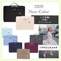 2020SS新作Longchamp*LE PLIAGE CLUB*ブリーフケース*PC