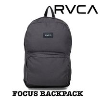 [RVCA] FOCUS バックパック ロンハーマン ロゴ ルーカ