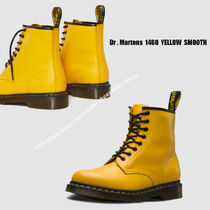 Dr Martens★1460 YELLOW SMOOTH★8ホール★兼用