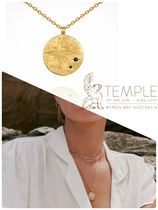 日本未入荷 AUS発 ★TEMPLE OF THE SUN★ CelinaネックレスGOLD