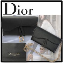 ★追跡付/送料・関税込★DIOR★CHRISTIAN DIOR CHAIN WALLET★