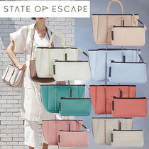 【State of Escape】★★日本未入荷★★Petite escape tote bag