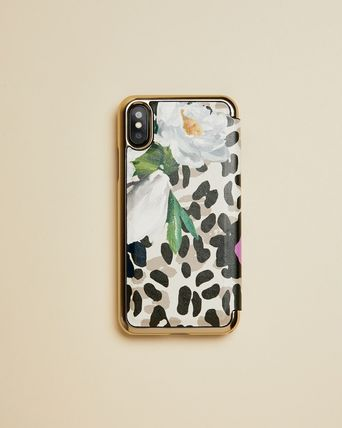 TED BAKER スマホケース・テックアクセサリー 関税&送料込 TED BAKER iPhone Xケース(3)