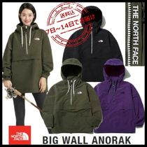 THE NORTH FACE☆BIG WALL ANORAK NA3BL01