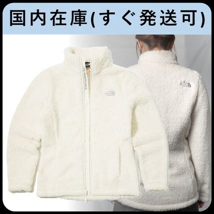 THE NORTH FACE アウターその他 【関税込】国内即発 THE NORTH FACE W'S FLUFFY フリース