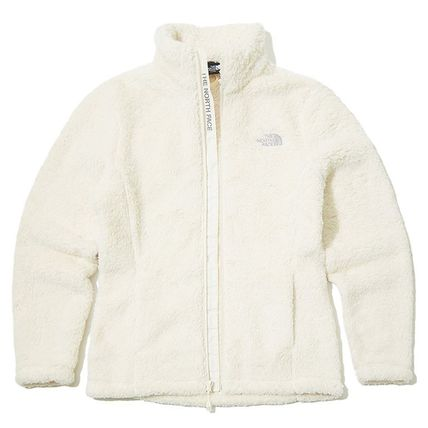 THE NORTH FACE アウターその他 【関税込】国内即発 THE NORTH FACE W'S FLUFFY フリース(2)