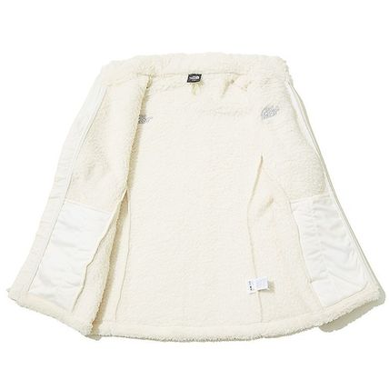 THE NORTH FACE アウターその他 【関税込】国内即発 THE NORTH FACE W'S FLUFFY フリース(4)