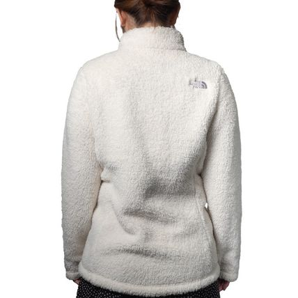 THE NORTH FACE アウターその他 【関税込】国内即発 THE NORTH FACE W'S FLUFFY フリース(9)