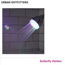 :: Urban Outfitters :: LEDシャワーヘッド