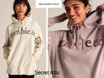 Abercrombie & Fitch(アバクロ) パーカー・フーディ 国内発送&2色から★AFロゴフーディー