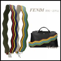 *FENDI*Leather Bag Strap 関税/送料込