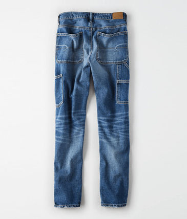 American Eagle Outfitters デニム・ジーパン ☆American Eagle☆ Denim high rise destroy pants(5)