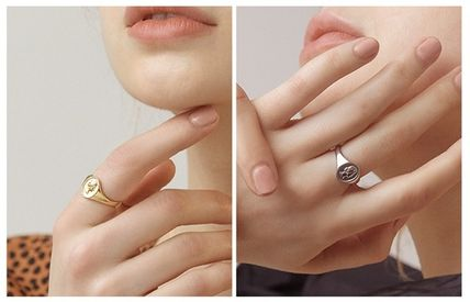 Hei 指輪・リング ★Hei★2020 S/S elizabeth bold ring 2color /正規品・追跡有(3)