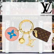 ◆LOUIS VUITTON ◆ フェティッシュラグタグキーチェーン