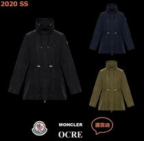 20SS MONCLER OCRE