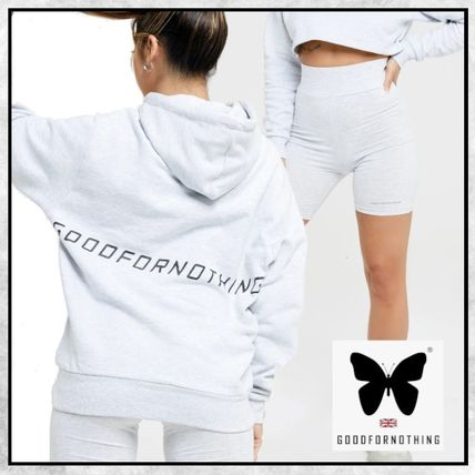 GOOD FOR NOTHING セットアップ UK発!GOOD FOR NOTHING★オーバーサイズ グレー セットアップ★