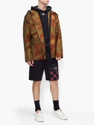 Off-White ジャケットその他 ◆国内発送◆Camouflage-print ripstop jacket(3)