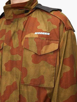Off-White ジャケットその他 ◆国内発送◆Camouflage-print ripstop jacket(5)