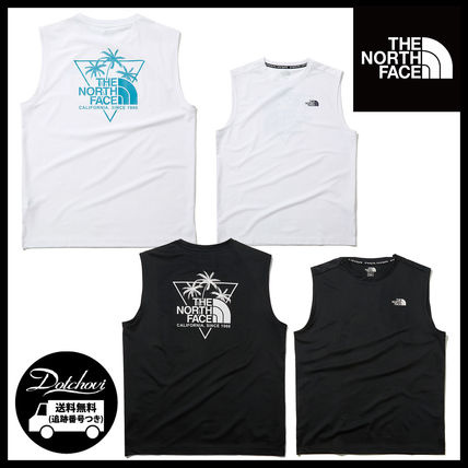 THE NORTH FACE Tシャツ・カットソー THE NORTH FACE M'S SURF-MORE SLEEVELESS TEE KN429 追跡付