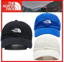☆韓国の人気☆THE NORTH FACE☆TNF LOGO SOFT CAP☆3色☆
