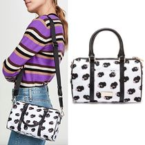 Alice+Olivia NINA SMALL STACEFACE GYM BAG バッグ 関税送料込