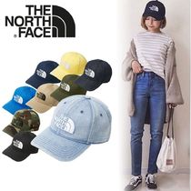 【THE NORTH FACE】TNF ロゴキャップ 男女兼用