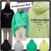 ANDERSSON BELL(アンダースンベル) パーカー・フーディ ★送料・関税込★ANDERSSON BELL★PRINTEMPS ETE SEASON HOODIE