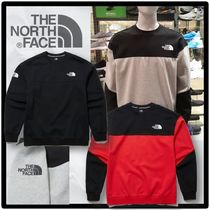 ★送料・関税込★THE NORTH FACE★CROSS COLORS SWEATSHIRTS