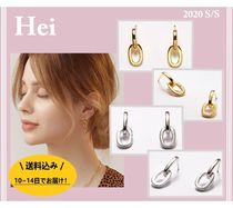 ★Hei★2020 S/S edge chain post piercing 2color/追跡有