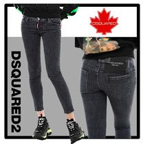 ★送料・関税込★DSQUARED2★JENNIFER CROPPED JEAN 75LB0266