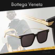【20SS NEW】 BOTTEGA VENETA_women / サングラス / BLACK GREY