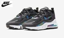☆国内発送 正規品☆NIKE AIRMAX 270 REACT 20 Dark Smoke Grey