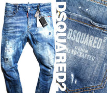 DSQUARED2 ディースクエアード 18AW TIDY BIKER JEAN S74LB0430