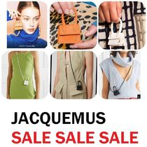 JACQUEMUS(ジャックムス) ハンドバッグ Jacquemus  Le Petit Chiquito' Necklace Pouch プチ・チキート