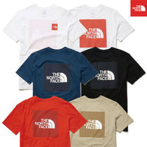 ★THE NORTH FACE★ NT7UL03 BOX EX TEE 夏 半袖 tシャツ 綿100