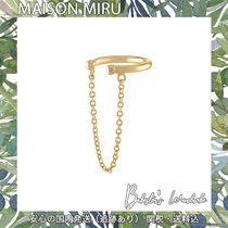 日本未入荷 MAISON MIRU ARC CHAIN EAR CUFF