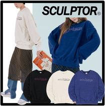 ★送料・関税込★SCULPTOR★Retro Outline Sweatshirt★