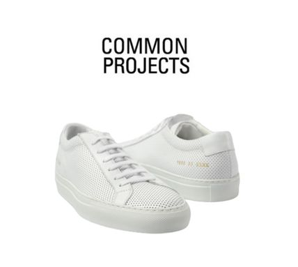 Common Projects  スニーカー 【Common Projects】 ACHILLES LOW PERFORATED スニーカー
