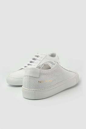 Common Projects  スニーカー 【Common Projects】 ACHILLES LOW PERFORATED スニーカー(4)
