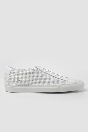Common Projects  スニーカー 【Common Projects】 ACHILLES LOW PERFORATED スニーカー(5)