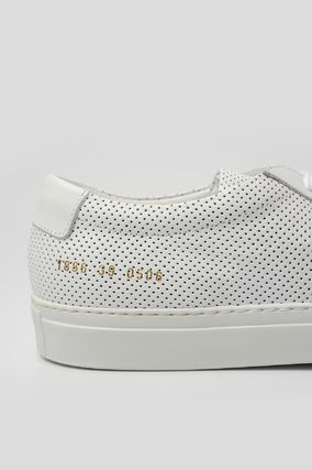 Common Projects  スニーカー 【Common Projects】 ACHILLES LOW PERFORATED スニーカー(6)