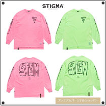 STIGMAのINFAMOUS PIGMENT OVERSIZED LONG SLEEVES T-SHIRTS