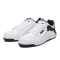 国内配送 PUMA CAT LO NU WHITE /BLACK