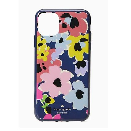 kate spade new york スマホケース・テックアクセサリー 【kate spade】floral bouquet iphone 11 pro max case(2)