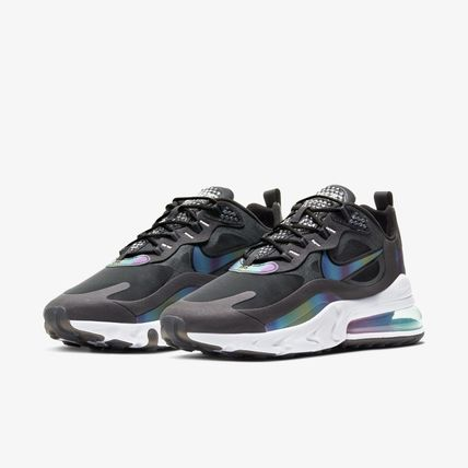 Nike スニーカー 《超人気!》NIKE☆AIR MAX 270 REACT 20☆ CT5064-001 ☆Gray