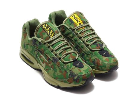 Nike スニーカー 【NIKE】AIR MAX TRIAX 96 SP SAFARI/THERMAL GREEN-L要在庫確認