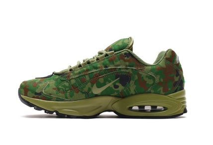 Nike スニーカー 【NIKE】AIR MAX TRIAX 96 SP SAFARI/THERMAL GREEN-L要在庫確認(3)