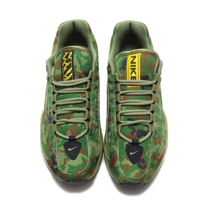 Nike スニーカー 【NIKE】AIR MAX TRIAX 96 SP SAFARI/THERMAL GREEN-L要在庫確認(5)