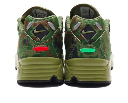 Nike スニーカー 【NIKE】AIR MAX TRIAX 96 SP SAFARI/THERMAL GREEN-L要在庫確認(6)