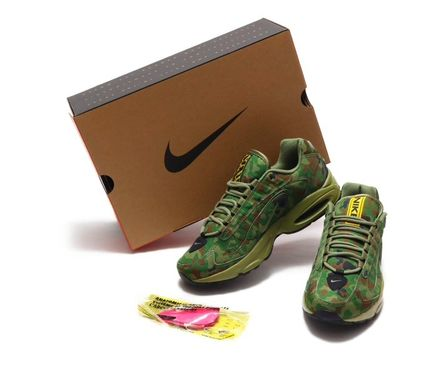 Nike スニーカー 【NIKE】AIR MAX TRIAX 96 SP SAFARI/THERMAL GREEN-L要在庫確認(7)